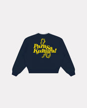 Load image into Gallery viewer, Abakada® Earth Crewneck (Navy)