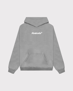 Abakada® Anniversary Hoodie (Heather Grey)