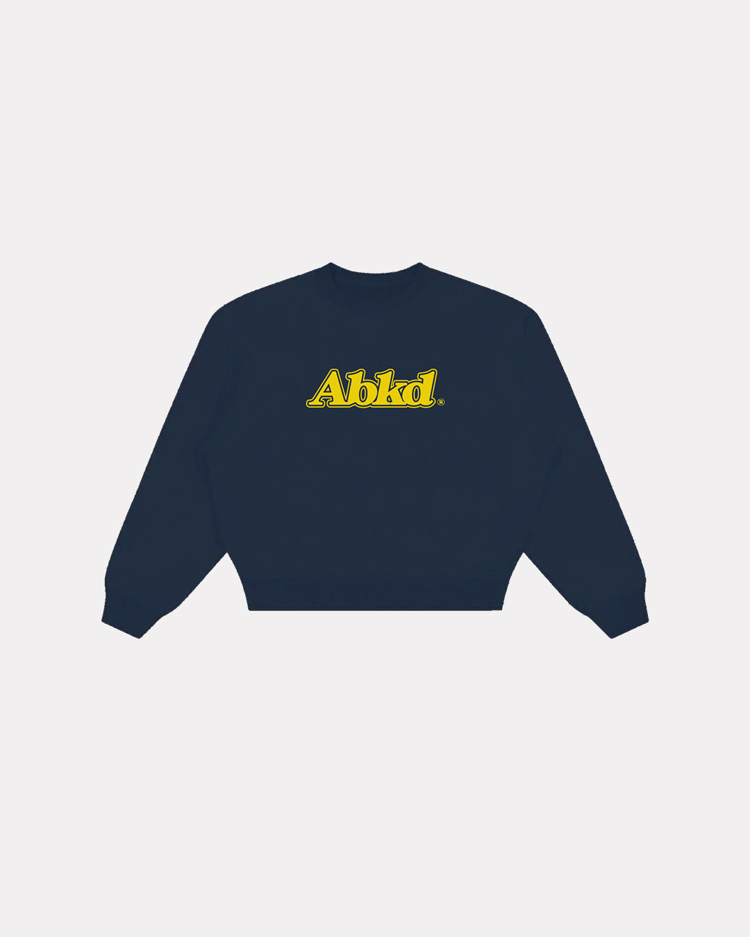 Abakada® Earth Crewneck (Navy)
