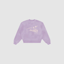 Load image into Gallery viewer, Abakada® Ube Crewneck (Lavender)