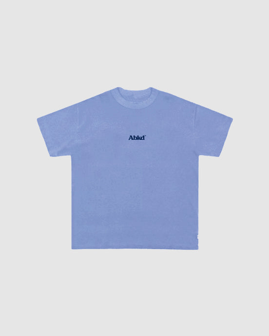 Abakada® Floral Tee (Pale Blue)