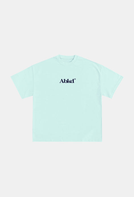 Abakada® Logo Tee (Light Blue)