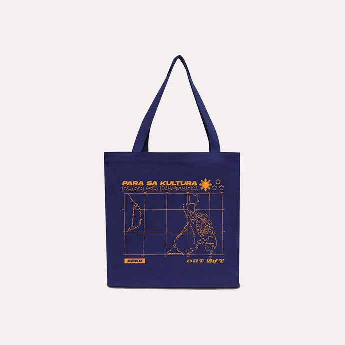 Abakada® Tote Bag (Blue)
