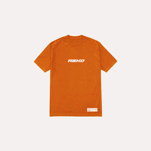"Abakada® ""Neo"" Tee (Burnt Orange)"