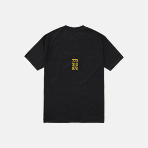 Abakada® Chicago Tee (Black)
