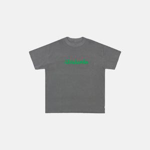 Abakada® Essentials Logo Tee (Grey)
