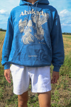Load image into Gallery viewer, Abakada® Forest Hoodie (Denim Blue)