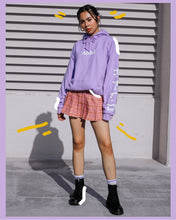 Load image into Gallery viewer, Abakada® Ube Hoodie V2 (Lilac)