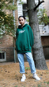 Abakada® Classic Hoodie (Forest Green)