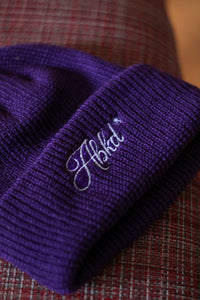Abakada® Earth Beanie (Plum)