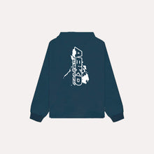 "Load image into Gallery viewer, Abakada® ""Origin"" Hoodie (Legion Blue)"