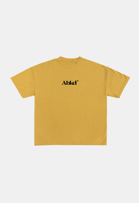 Abakada® Logo Tee (Monarch)