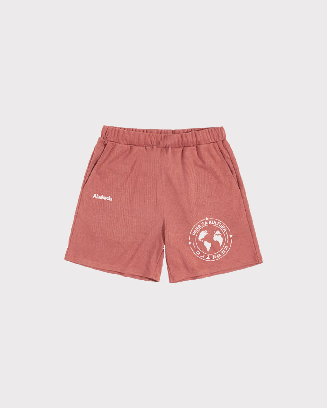 Abakada® Cloud Women Shorts (Salmon)