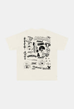 Load image into Gallery viewer, Abakada® Story Tee (White)