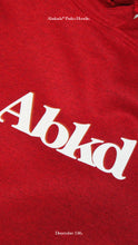 Load image into Gallery viewer, Abakada® Pasko Hoodie (Red)