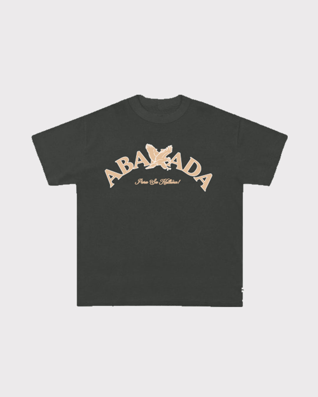 Abakada®Agila Tee (Washed Grey)