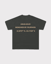 Load image into Gallery viewer, Abakada®Agila Tee (Washed Grey)