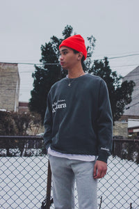 For The Culture Crewneck (Grey)