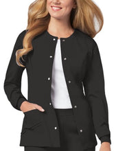 Load image into Gallery viewer, 1330 Black Cherokee Luxe Jacket