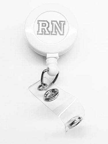 RN Custom Badge Reel