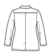 Load image into Gallery viewer, 7202 Women's Consultation Coat in White