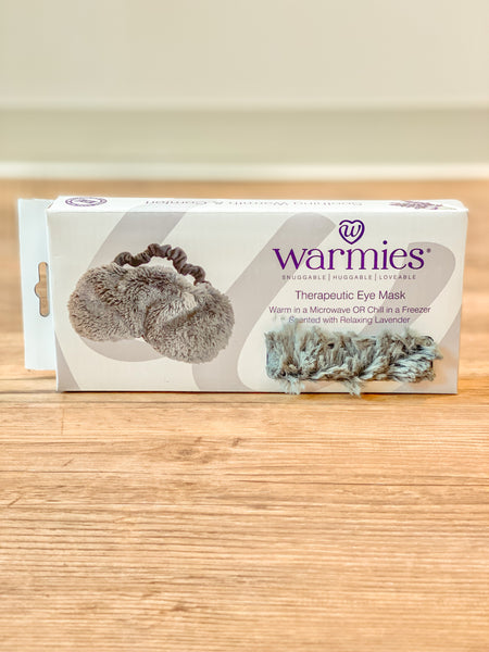 Warmies Eye Mask - Gray
