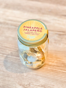 Camp Craft Cocktails - Pineapple Jalapeno