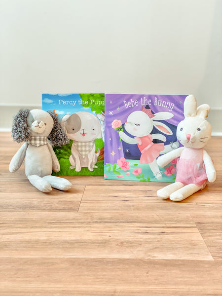 Gifts for Little Ones - Board Books {2 Styles Avail.}
