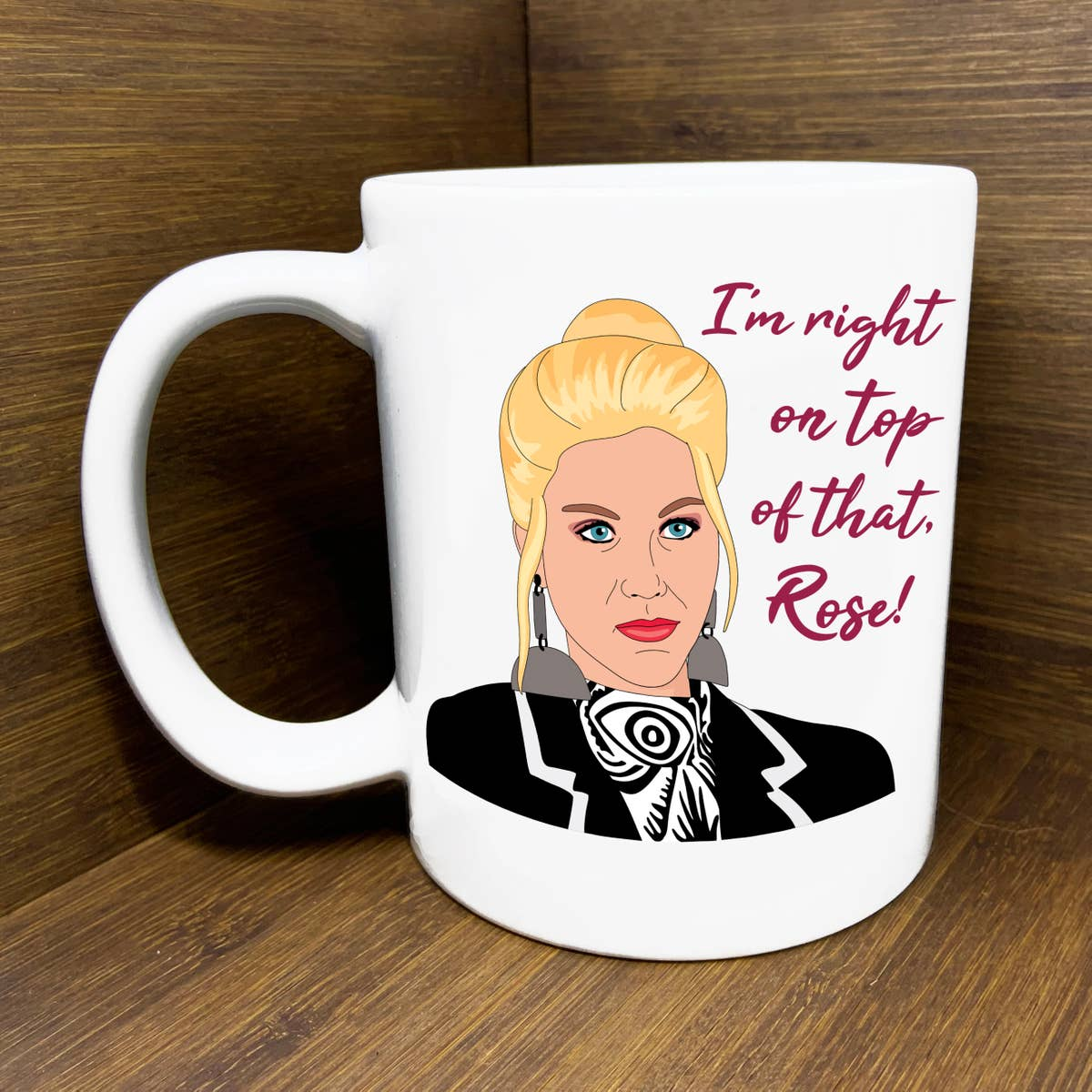 Citizen Ruth - Don't Tell Mom the Babysitter's Dead Mug
