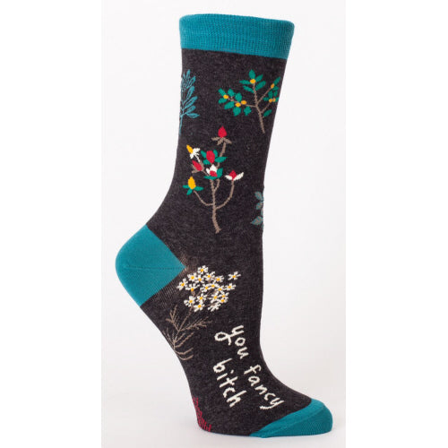 Blue Q - Women's Socks (24 phrases!)