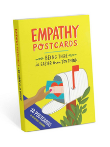 Emily McDowell - Empathy Postcard Book