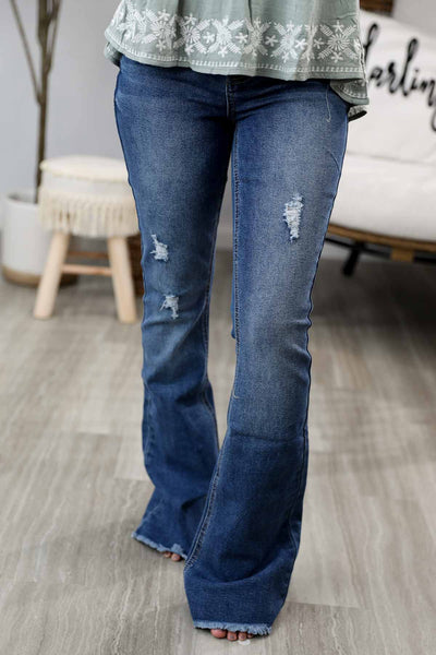 The Katie Flare Jeans