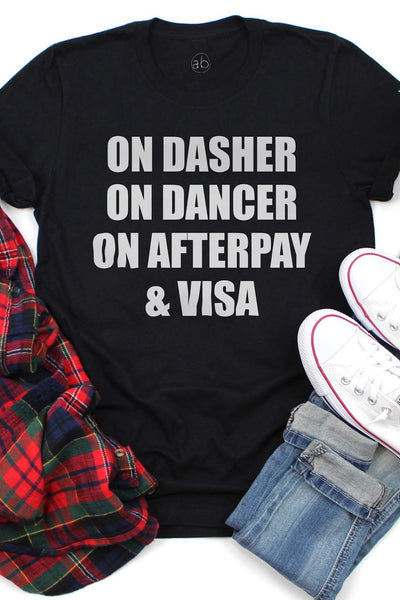 On Dasher - Tee