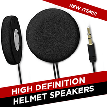 Load image into Gallery viewer, High Definition Helmet Speakers