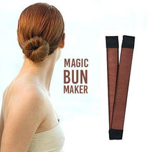 Load image into Gallery viewer, Magic Bun Maker (2 PCS)