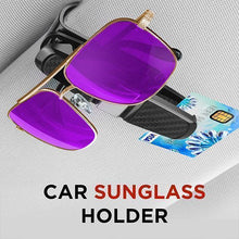 Load image into Gallery viewer, Car Sunglasses Holder