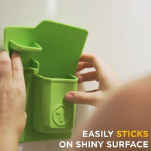 Load image into Gallery viewer, Silicone Shower Organizer