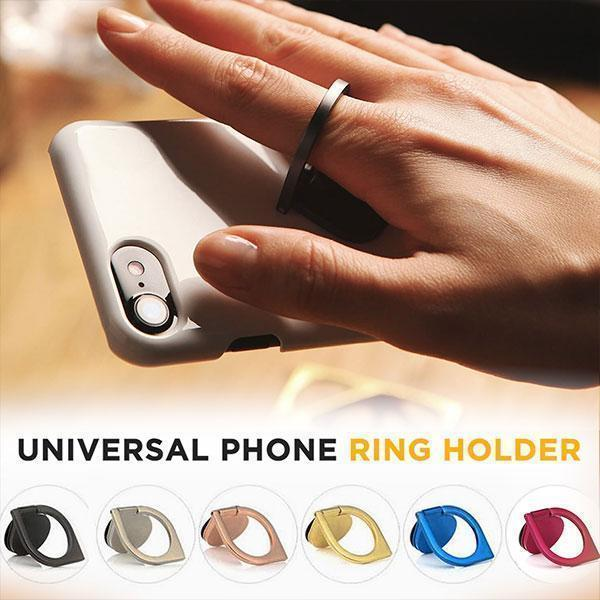 Universal Phone Spinning Ring Holder