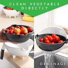 Load image into Gallery viewer, All-in-one Rotatable Vegetable Cutter