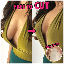 Load image into Gallery viewer, Invisible Breast Lifting Tapes (10PCS)