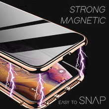 Load image into Gallery viewer, Ultra Privacy Magnetic iPhone Case