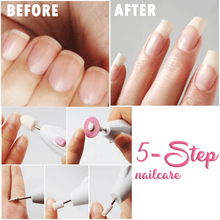 Load image into Gallery viewer, 5 In 1 Perfect Nail Kit