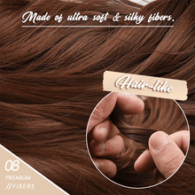 Load image into Gallery viewer, Wrap-on Hair Extension Ponytail