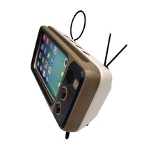 Load image into Gallery viewer, Mini Vintage TV Phone Holder