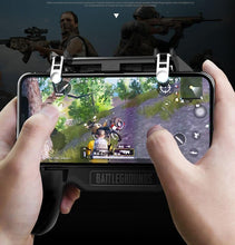 Load image into Gallery viewer, Mobile Gaming Controller with Cooling Fan