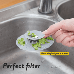 Sink Strainer Stopper