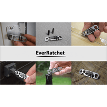 Load image into Gallery viewer, 6 In 1 Multi-Tool Keychain