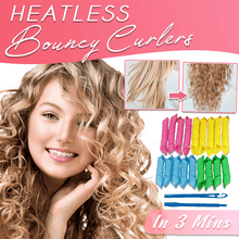 Load image into Gallery viewer, Heatless Bouncy Curlers