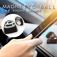 Load image into Gallery viewer, 360° Magnetic Ball Car Phone Mount