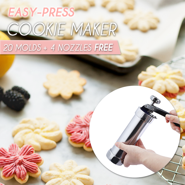 Easy-Press Cookie Maker
